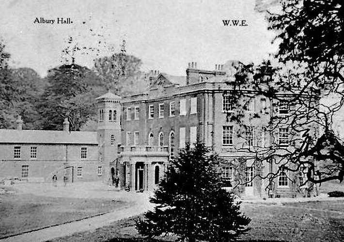 Albury Hall
